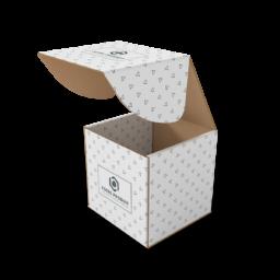 boite imprimée tallineau sans fond