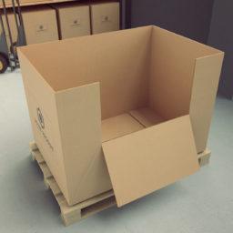 Emballage de grande dimension Tallineau Emballage