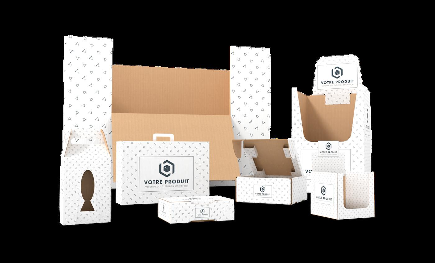 Emballages carton